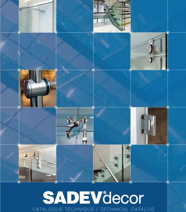 Catalogue technique DECOR