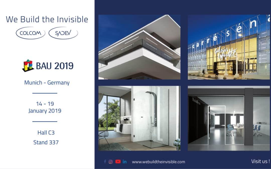 BAU Munich 2019