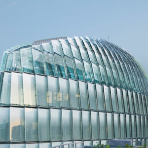 SADEV_PROJECT-glass-flack-facade_galeo_Bouygues_immobilier_headquarter