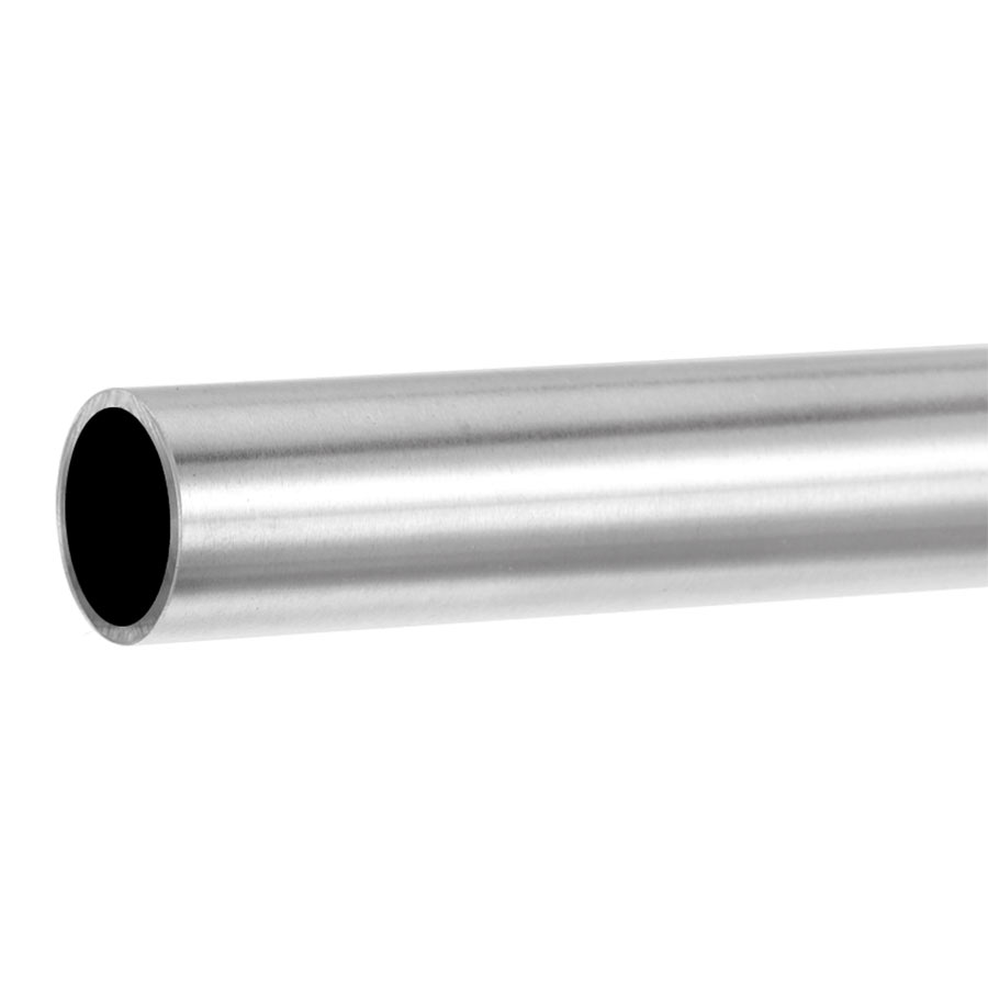 Handrail for glass balustrades ø 48,3 mm round tube - stainless steel AISI 304, 316
