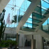 Tension rods, fork, pins - stainless steel 316 - M10 to M24 - for glass facade / 2015 France enfer creation villa TIRANTS S3000 R1001