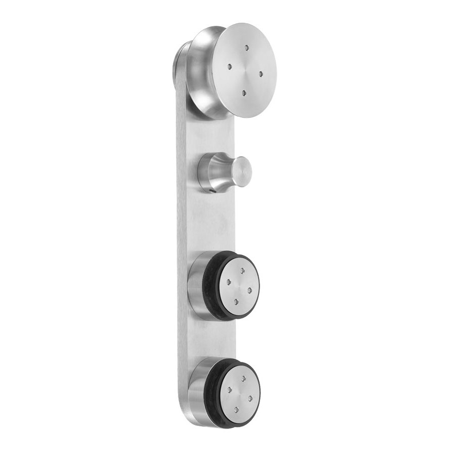 Système de coulissant pour portes en verre - haute performance pour portes lourdes