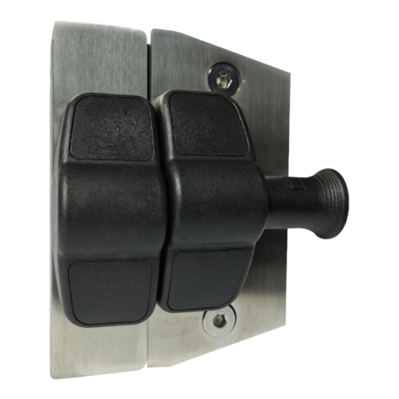 Latch glass/wall safety lock/striker for swimming pool gate6