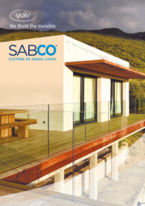 Sabcogarde Corps Verre Petite Brochure 2020