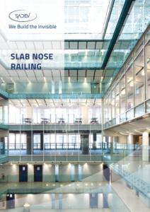 Visuel 000110 Sadev Slab Nose Glass Railing