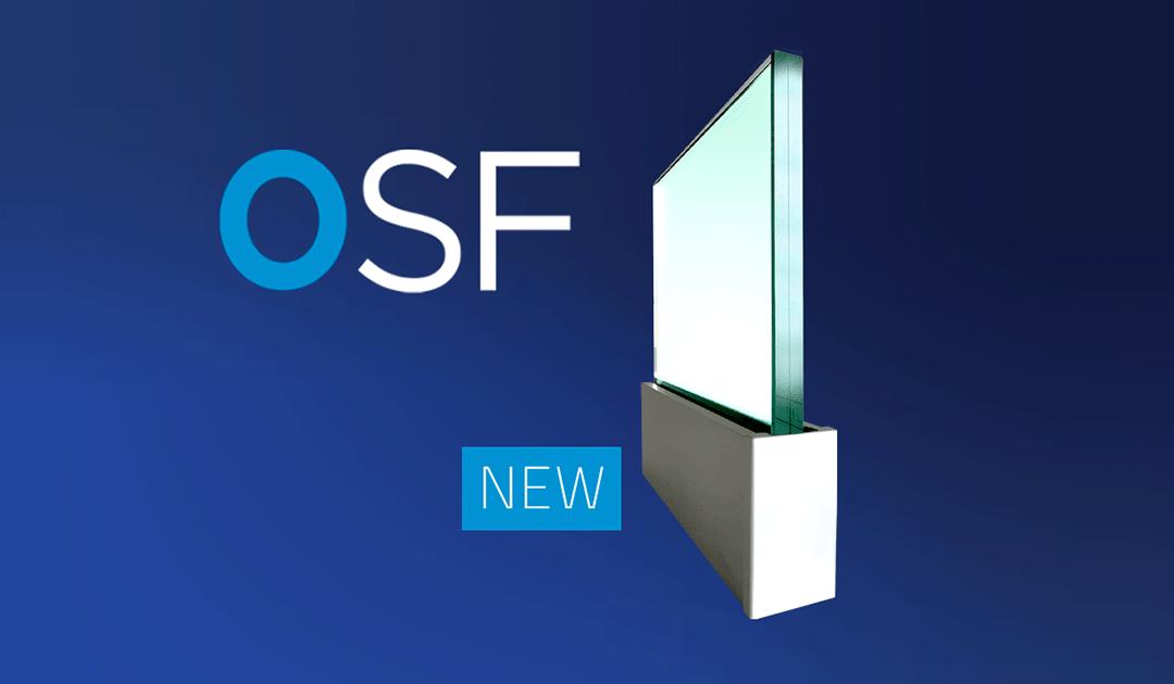 OSF – Découvrir notre nouveau garde-corps en verre