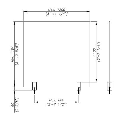 SADEV_Ino-SQUARE_spigot_piscine-en-verre_swimming-pool-fence_dimensions2
