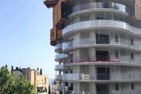 sadev sabco garde corps cintre verre tour girofle monaco glass curved balustrade monaco girofle tower 10