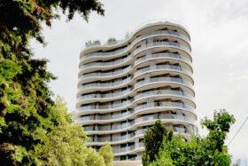 sadev sabco garde corps cintre verre tour girofle monaco glass curved balustrade monaco girofle tower 3 bis