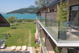 sadev sabco villa caroline hotel garde corps verre glass balustrade for hotel in france 4